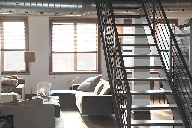 nové schody