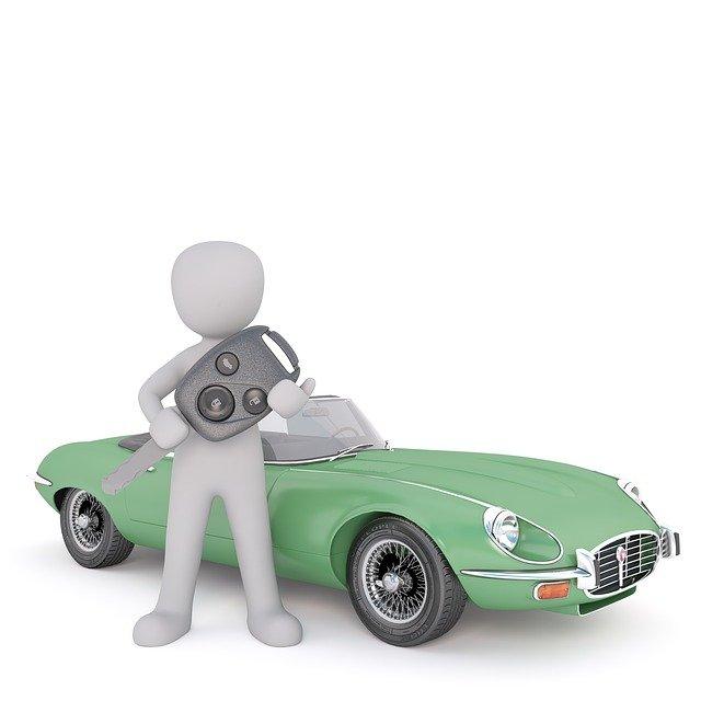 obchodník s auty