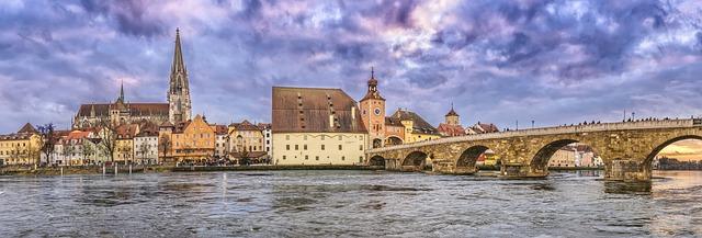 regensburg kamenný most