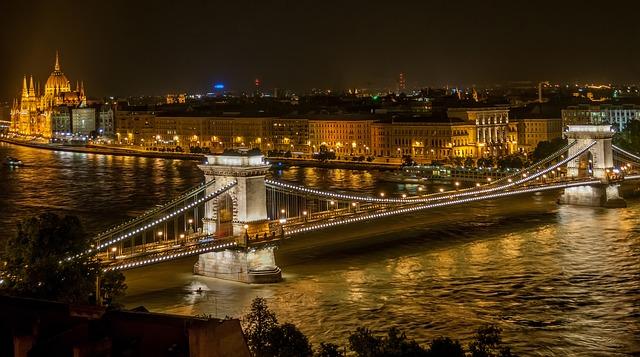 budapestský most