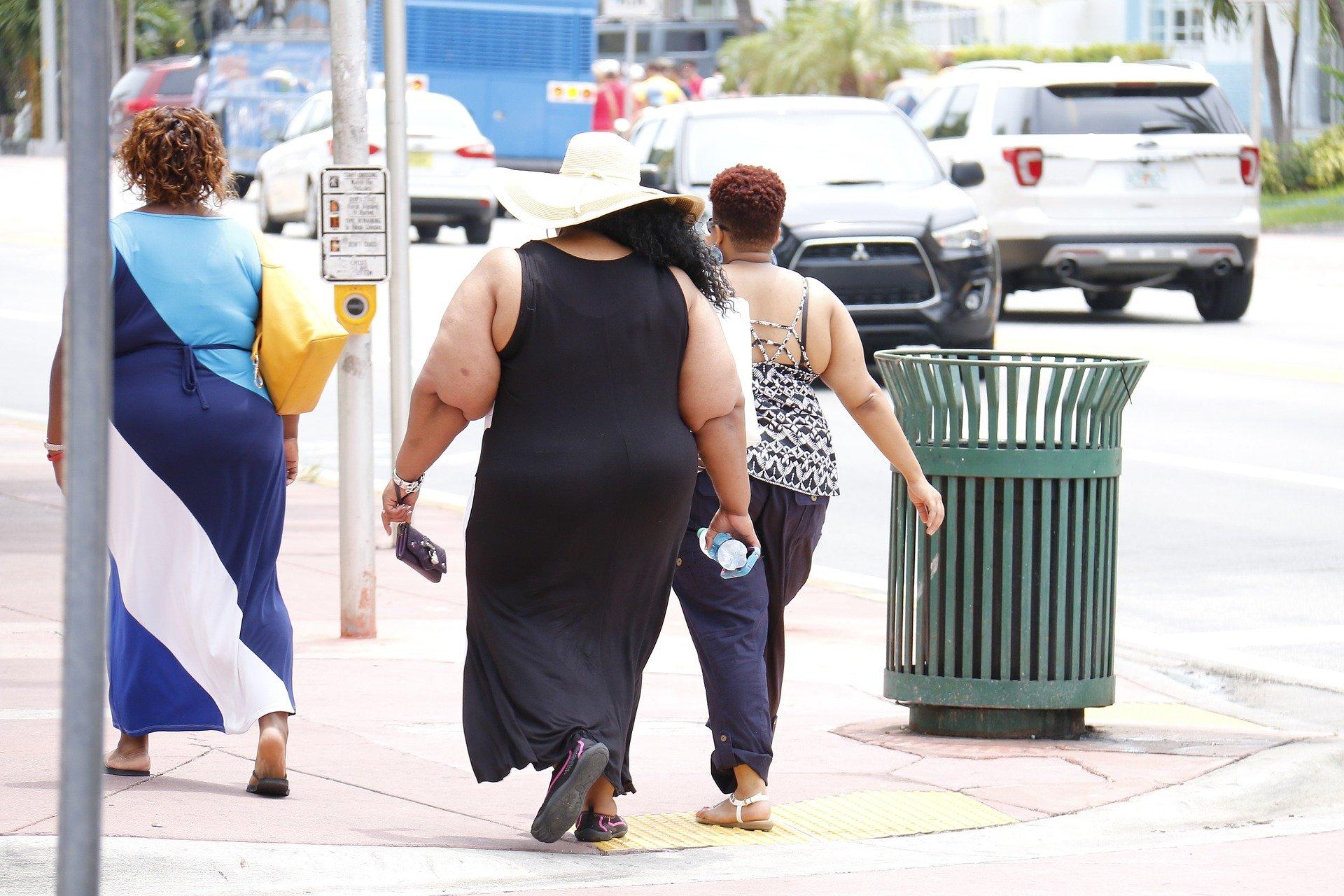 obézní lidé